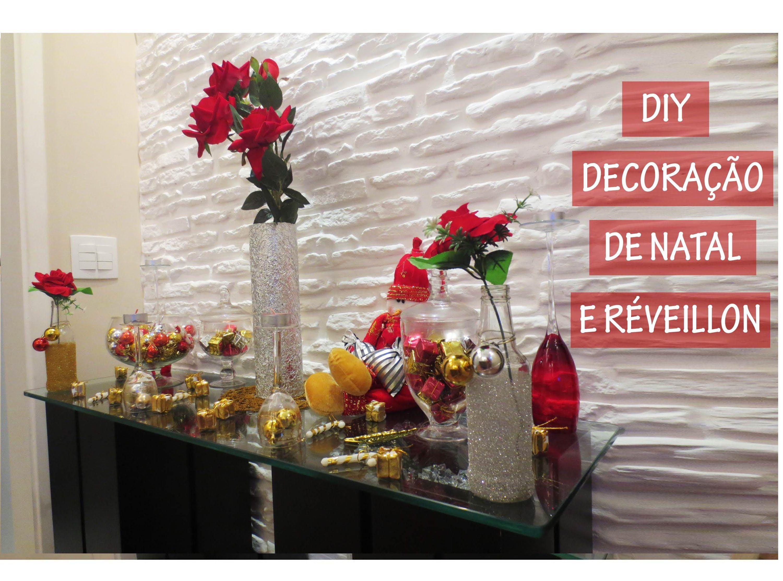 Aprenda a fazer um lindo vaso para decorar o seu Natal!