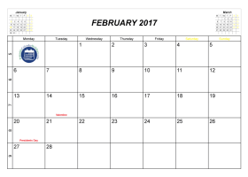 Pin By Printable Free On Blank February  Calendar