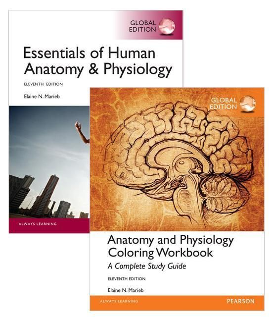 New Value Pack Essentials Of Human Anatomy Physiology Global Edition Ebay Now At