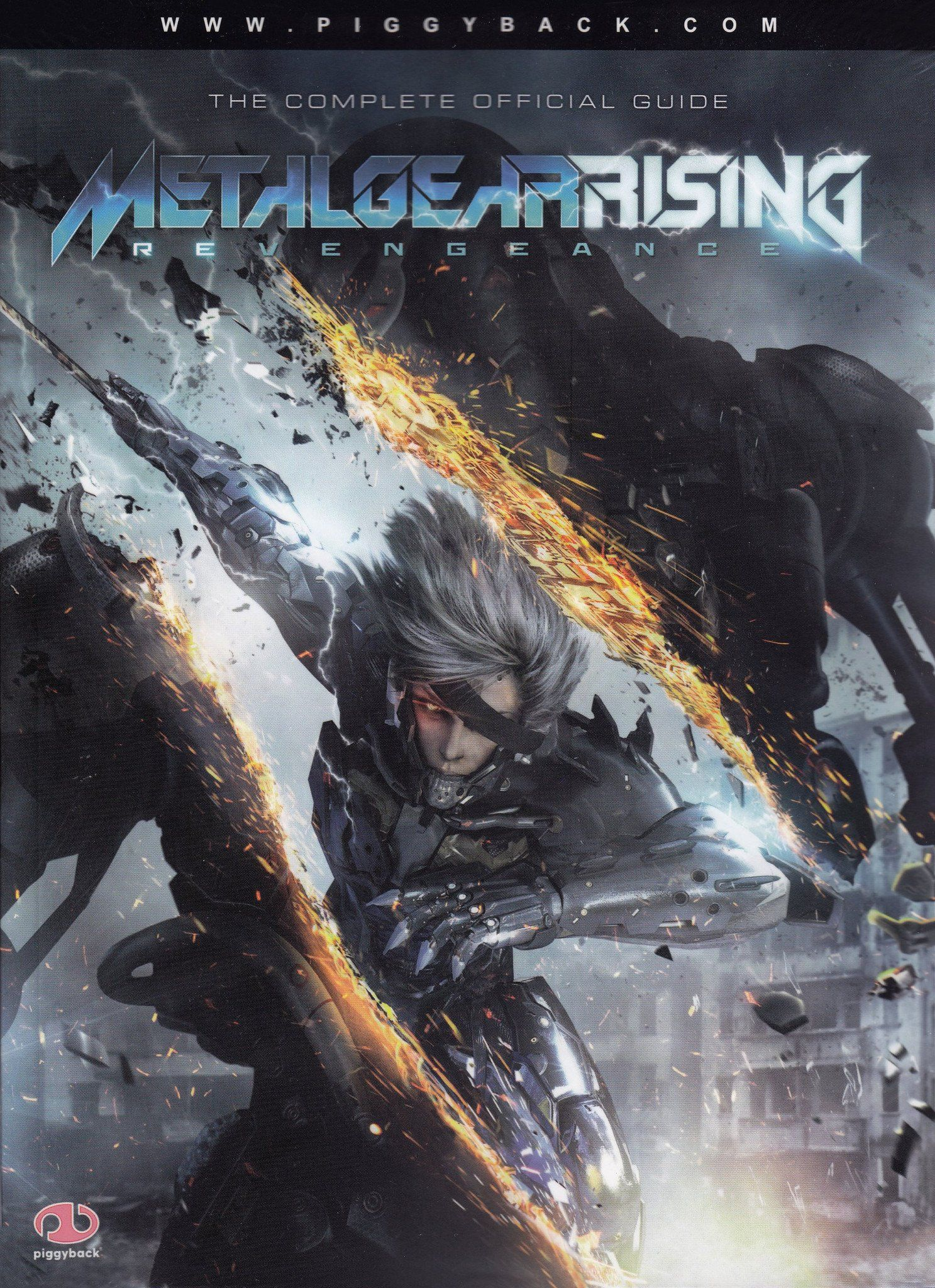 Metal Gear Rising Revengeance The Complete Official Guide