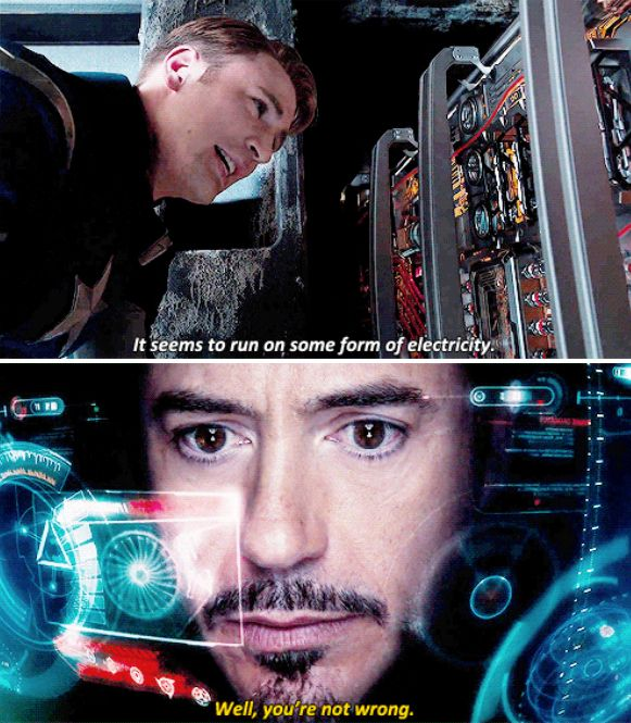 Well You Re Not Wrong Iron Man Meme - Meme Painted