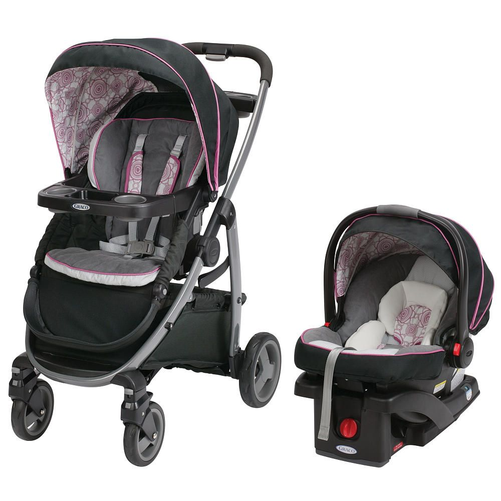 Graco Modes Click Connect Travel System Stroller Zola