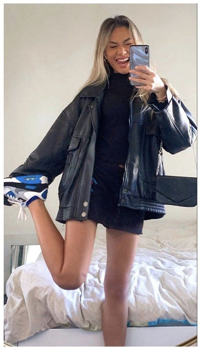 sneakers fashion outfits black girl