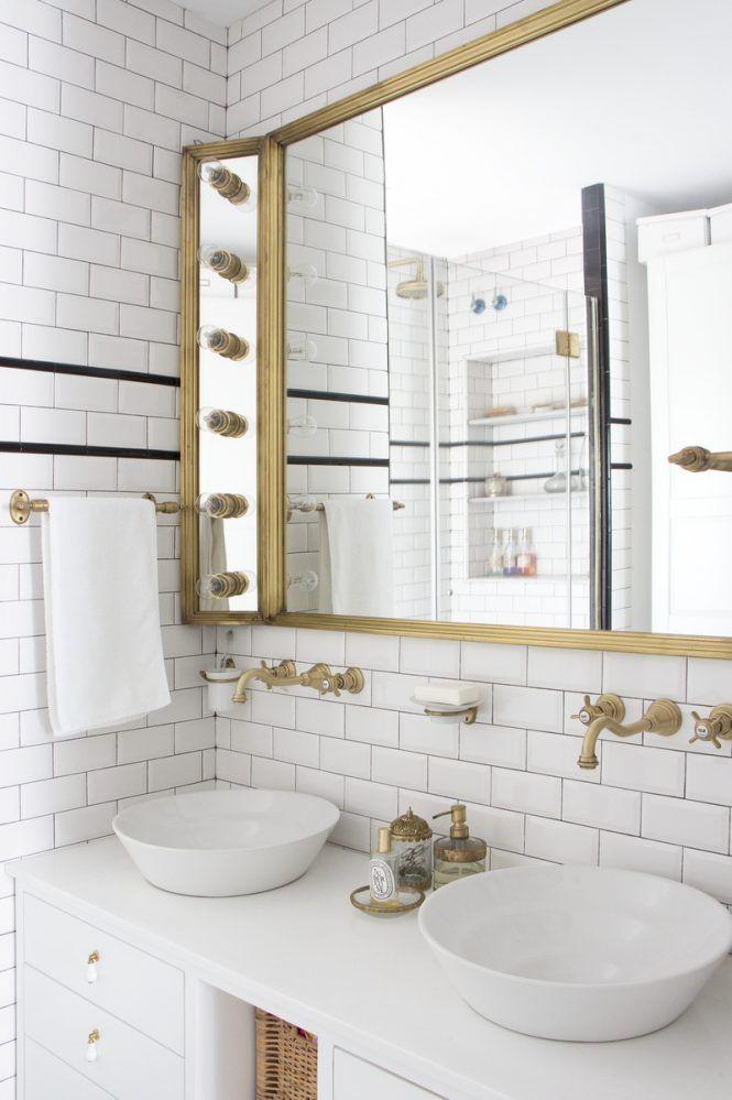 Piso de estilo escandinavo en Barcelona | Baño vestidor, Estilo art ...