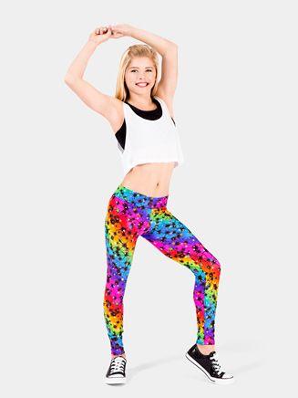 9779afa5d9b6ea GIRLS COSMOS LEGGING Dance Tights, Ballet Girls, Dance Poses, Best Leggings,  Dance