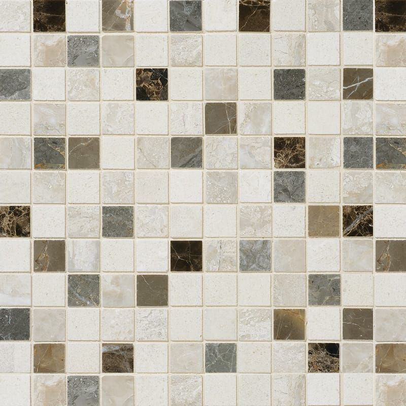Florence Honed 1x1 Marble Mosaics 12x12 Country Floors Of America Llc Marble Mosaic Stone Tile Wall Marble Mosaic Tiles