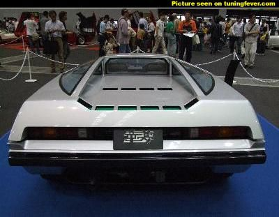 The Japanese Supercar From The 1970 S That Almost Was Built By Race Car Builder Dome And Debuted At The 1978 Geneva Motor Show As Super Cars Concept Cars Dome