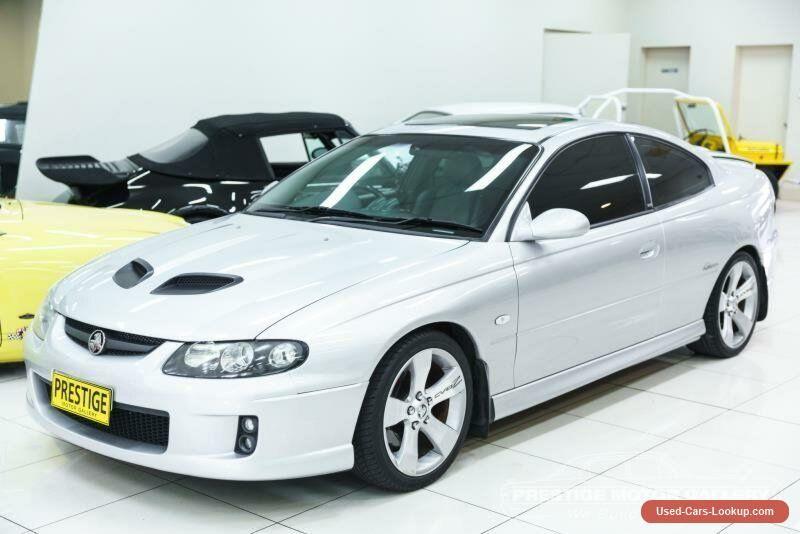 2005 holden monaro vz cv8 z silver manual 6sp m coupe holden rh pinterest com VZ Stock VZ- 58