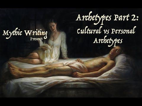 Mythic Writing Video: Cultural vs Personal Archetypes