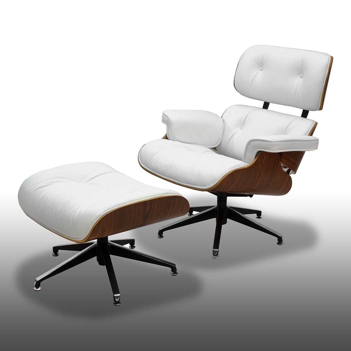 Lounge Chair and Ottoman Charles Eames Herman Miller