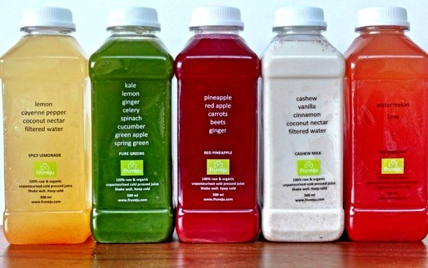 Juice Cleanse branding and packaging by Glasfurd \ Walker » Retail - new blueprint cleanse green