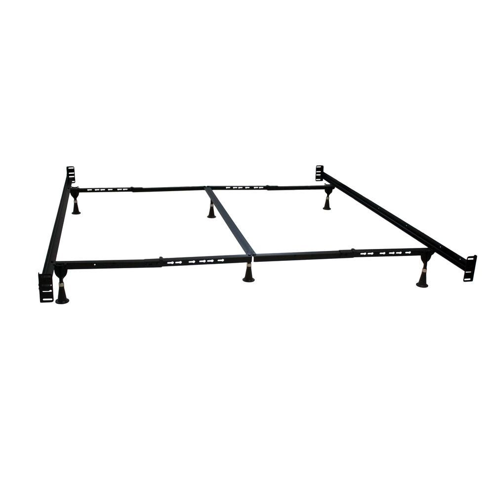 Hollywood Bed Frame Queen Headboard And Footboard Adjustable Bed