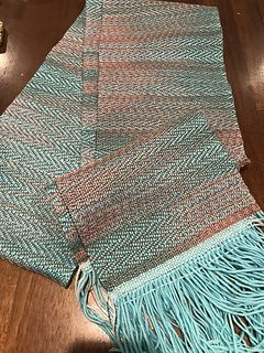 Photo of Rogue472's Desert Blue Scarf