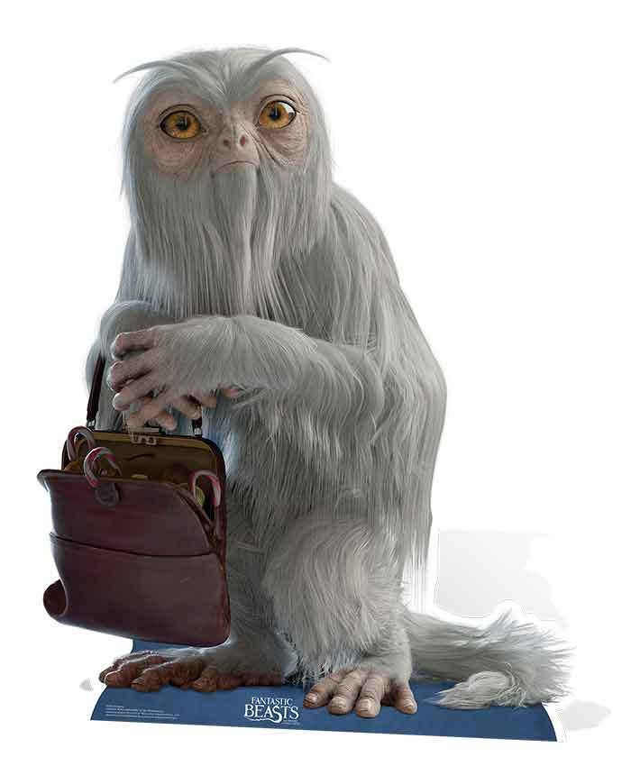 Demiguise From Fantastic Beasts And Where To Find Them