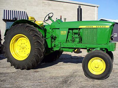 John Deere Wikipedia >> Pin On Tractors