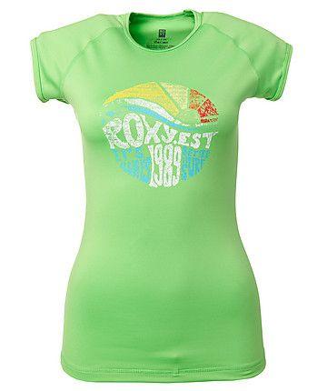 UV-Shirt / Surf-Shirt Rainbow by Roxy  #women #T-Shirt #sports #surfing