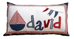 Image Result For Cool Applique Ideas Boys Cushion