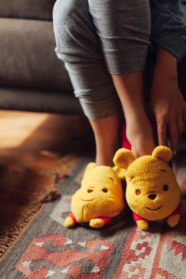 d00d76f34ed1 Pooh slippers