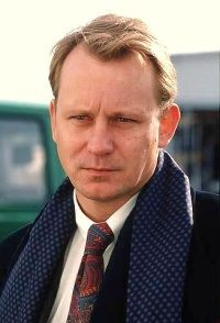 Stellan Skarsgard - ok, so he's an inappropriate older man crush of mine, but here's a pic of the younger man!