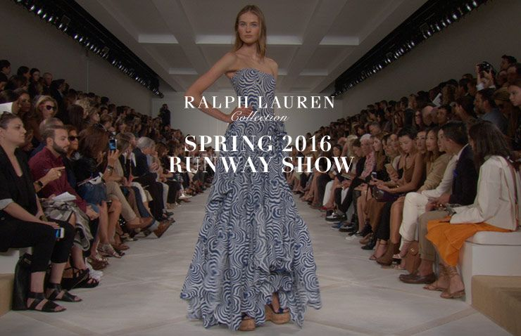 Shop Runway Looks - RalphLauren.com Spring 2016