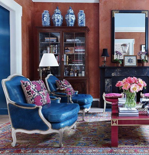 Brooklyn Brownstone by Nick Olsen | Room colors, Trendy ...