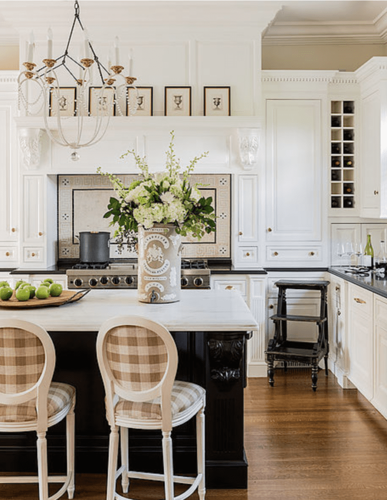 A Graciously Restored 19th Century Colonial Revival - The Glam Pad