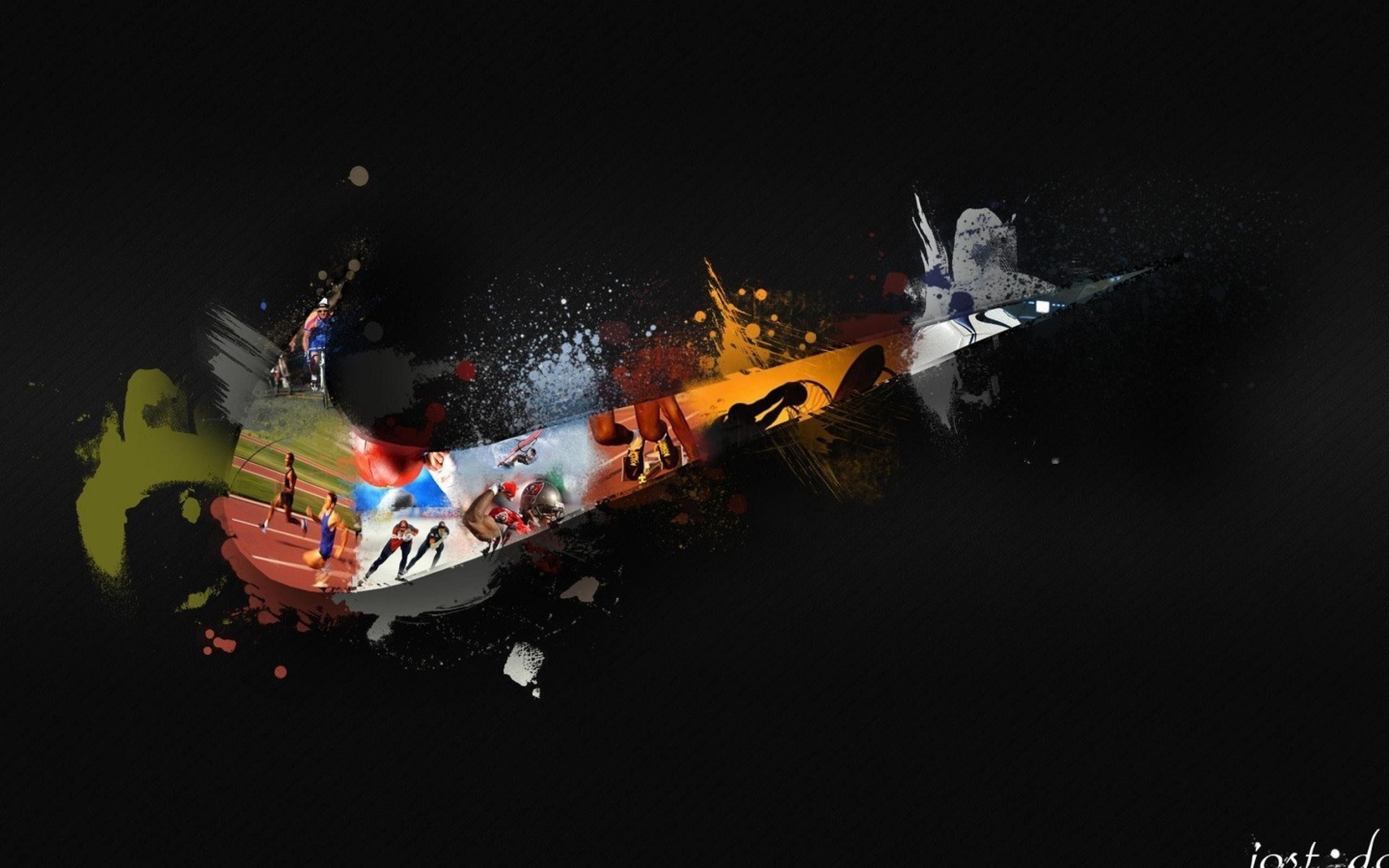 Sport Wallpaper Cheap Nike: Sport Nike Logo Wallpaper Wallpaper