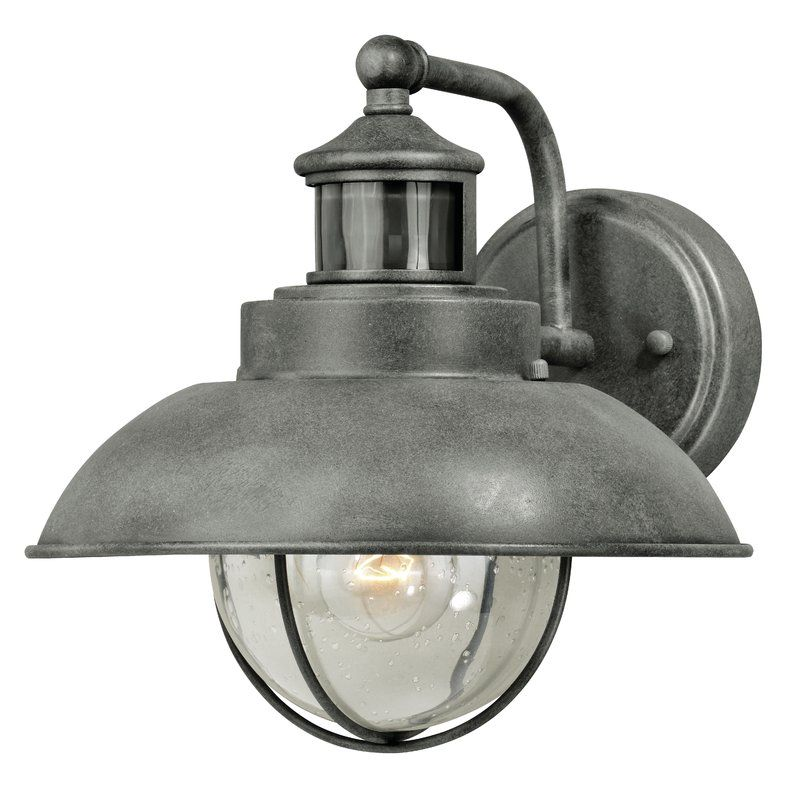 Archibald Dualux Outdoor Barn Light With Motion Sensor
