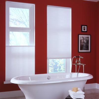 Super Insulating Triple Cell Shade From Blinds Com Custom Window Shade Honeycomb Shades Blinds