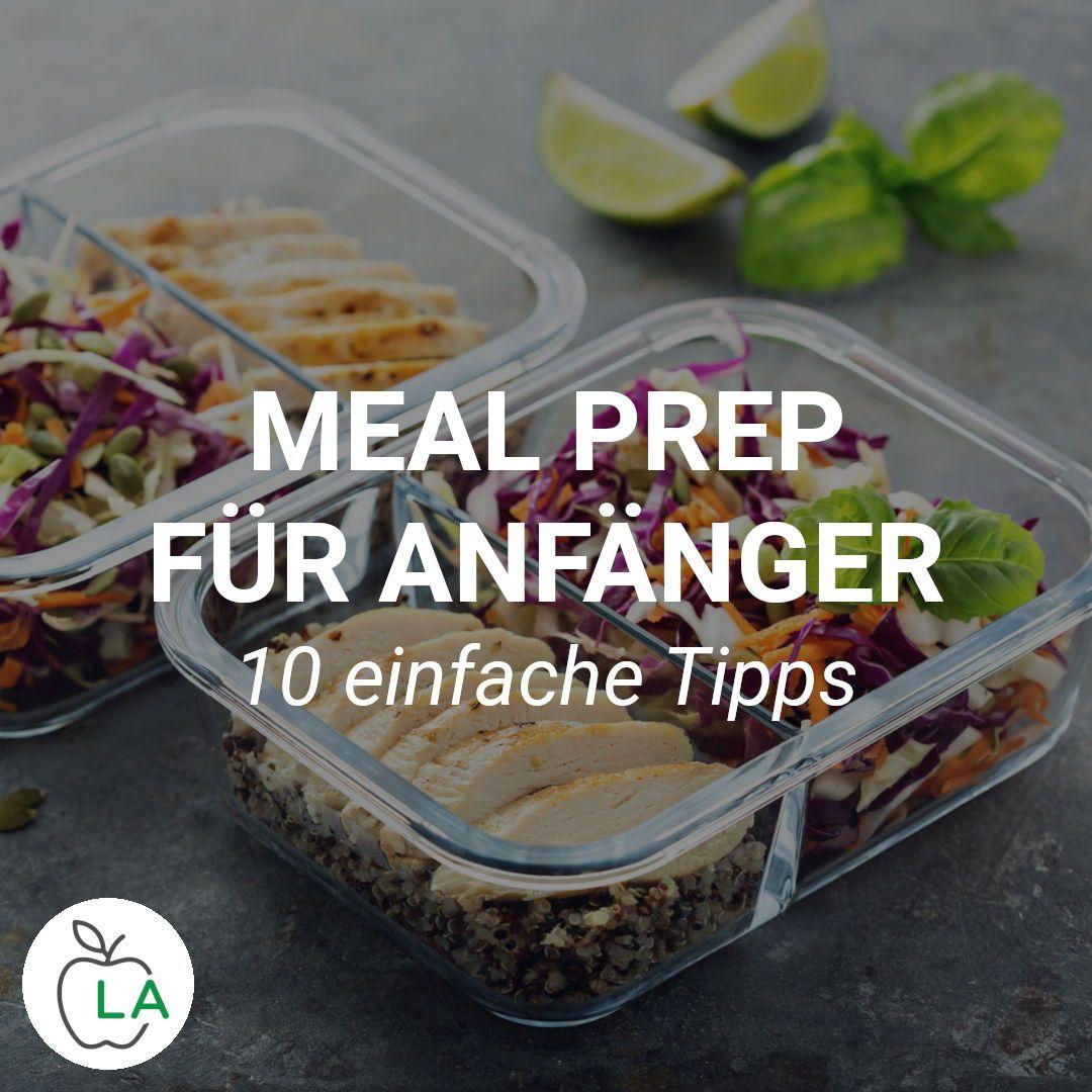 Photo of Meal Prep für Anfänger – Abnehmen und Muskeln aufbauen mit Vorkochen