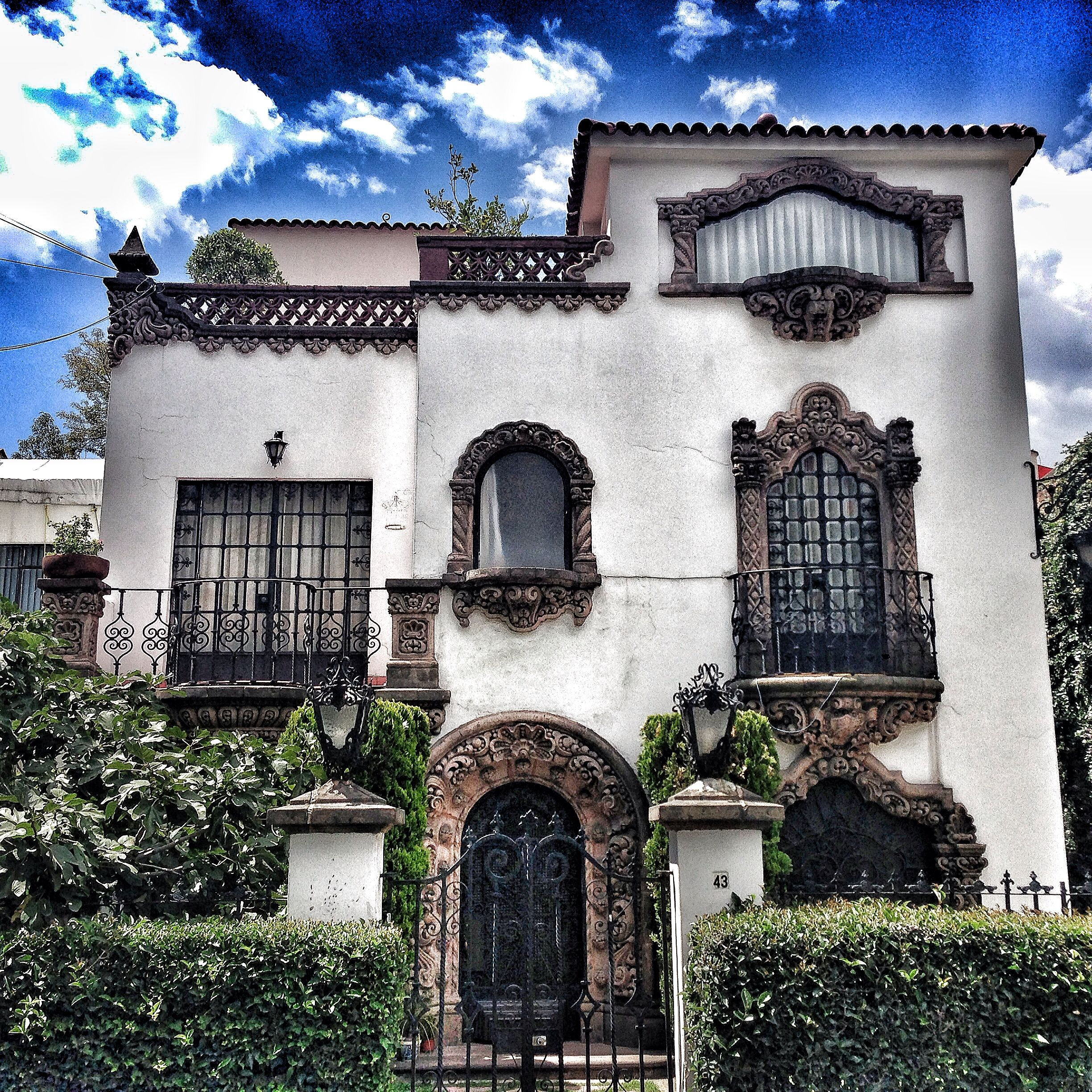 Spanish Colonial Architecture: Spanish Revival Home