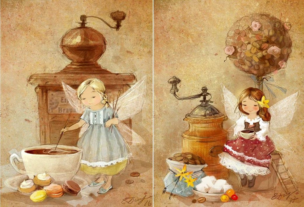 Little cuties...)) coffeeexpert