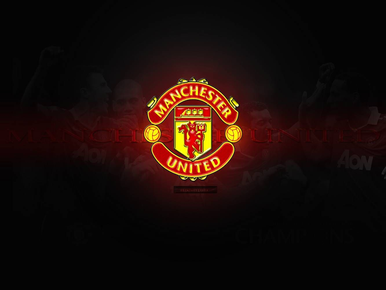 Preview manchester united feelgrafix pinterest sports manchester united wallpapers d wallpaper voltagebd Image collections