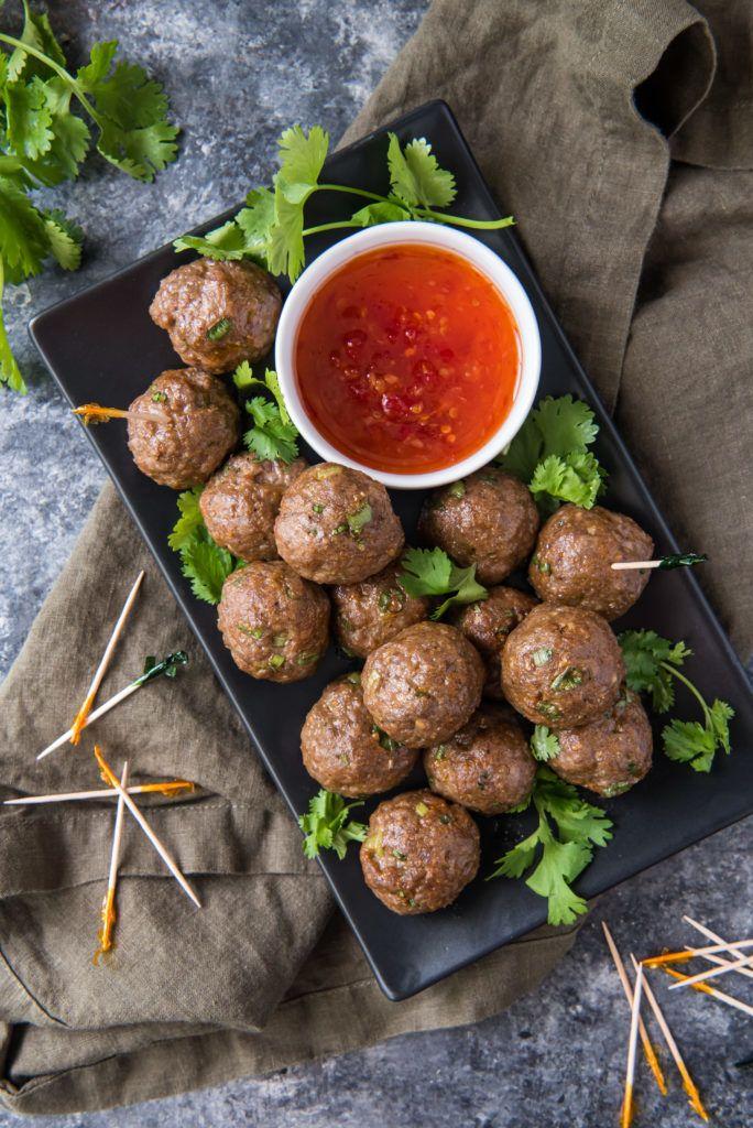 Air Fryer Meatballs Recipe Air fryer recipes, Food, Keto