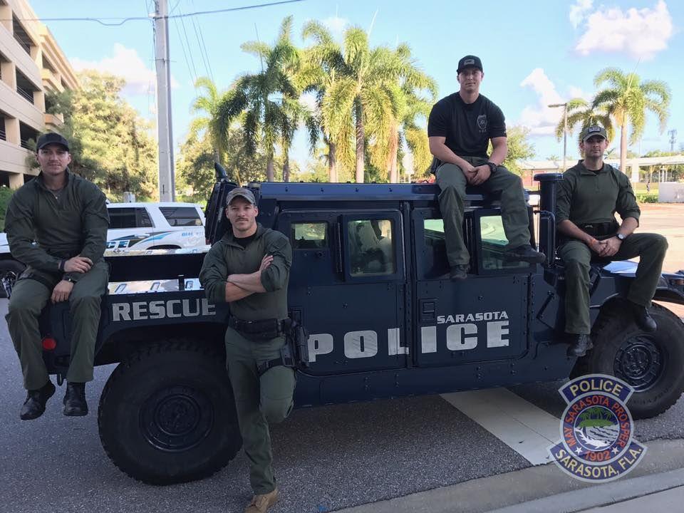 Florida cops post innocent selfie on facebook it just
