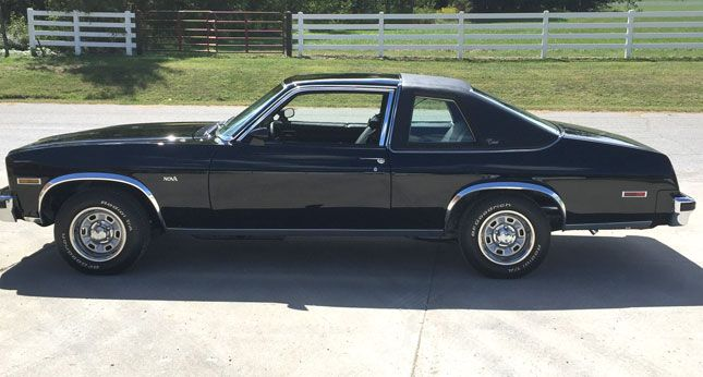 1978 Chevy Nova Coupe 9c1 Police Package 350 4bbl V8 Th350 3sp
