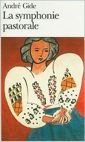 """""""La Symphonie Pastorale"""" ~ Andre Gide - this is a gentle romantic tragic tale."""