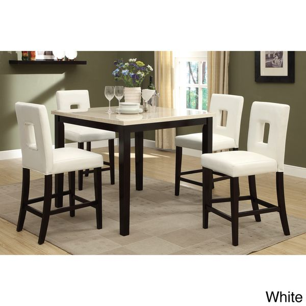 Overstock Com Online Shopping Bedding Furniture Electronics Jewelry Clothing More Counter Height Dining Table Set Counter Height Dining Table Counter Height Dining Sets