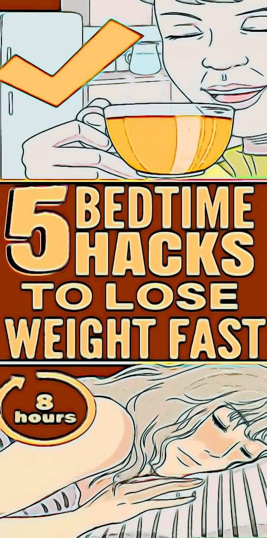 5 Rituale vor dem Schlafengehen, die Sie befolgen müssen, um Gewicht zu verlieren   – Me 2