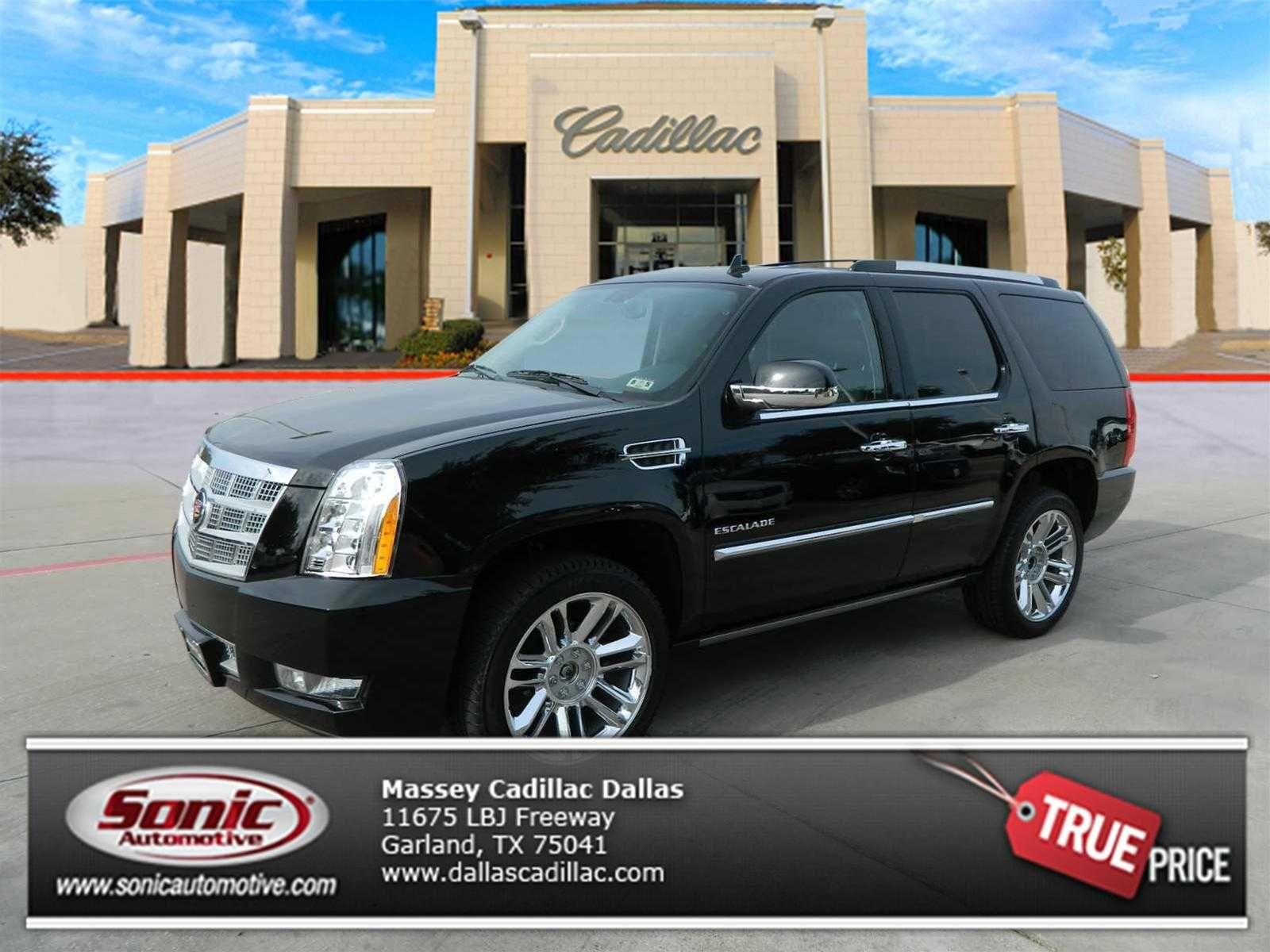 New CADILLAC ESCALADE Platinum ForSale Dallas Plano - Cadillac dealership in dallas tx