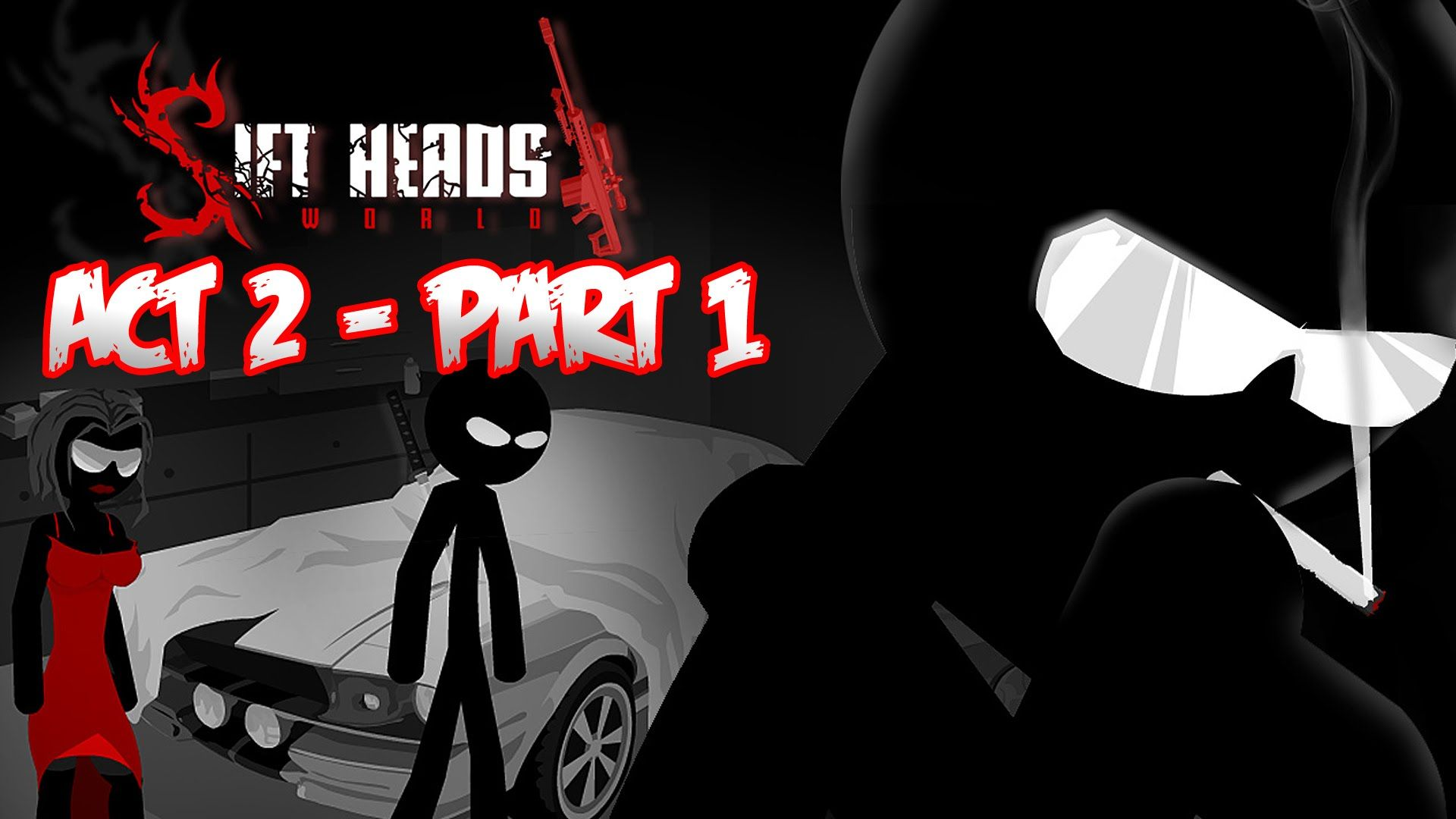 Sift Heads World Act 2 2018 PC Mac Game Full Free DOwnload