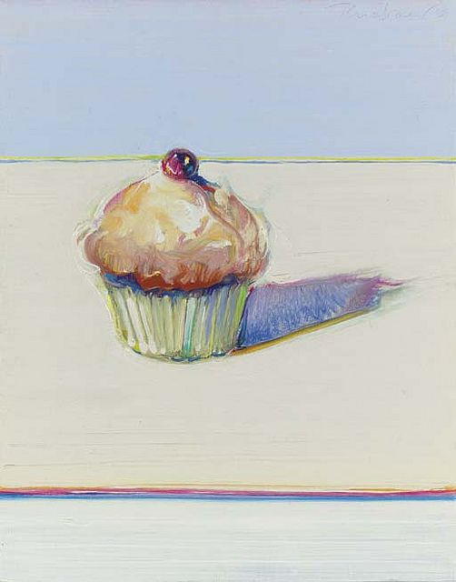 River Intersection by Wayne Thiebaud | Wayne thiebaud