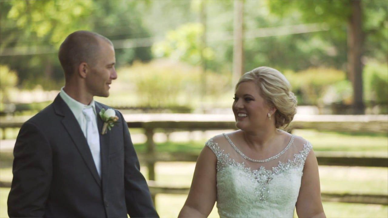 Michael & Brandi's East Texas Wedding at Centuar Arabian Farms