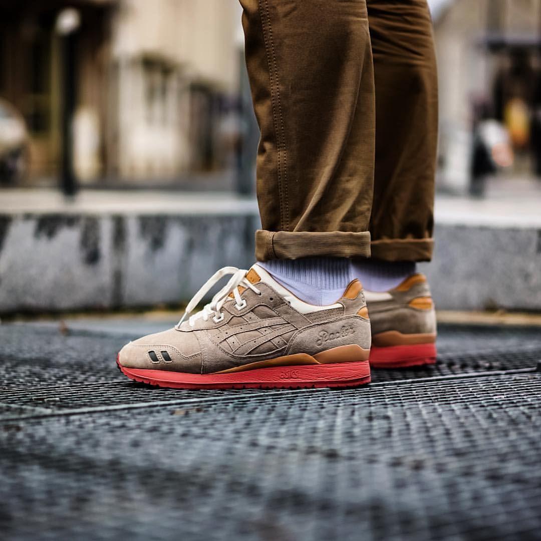 Pin on Sneakers: Asics Gel Lyte III
