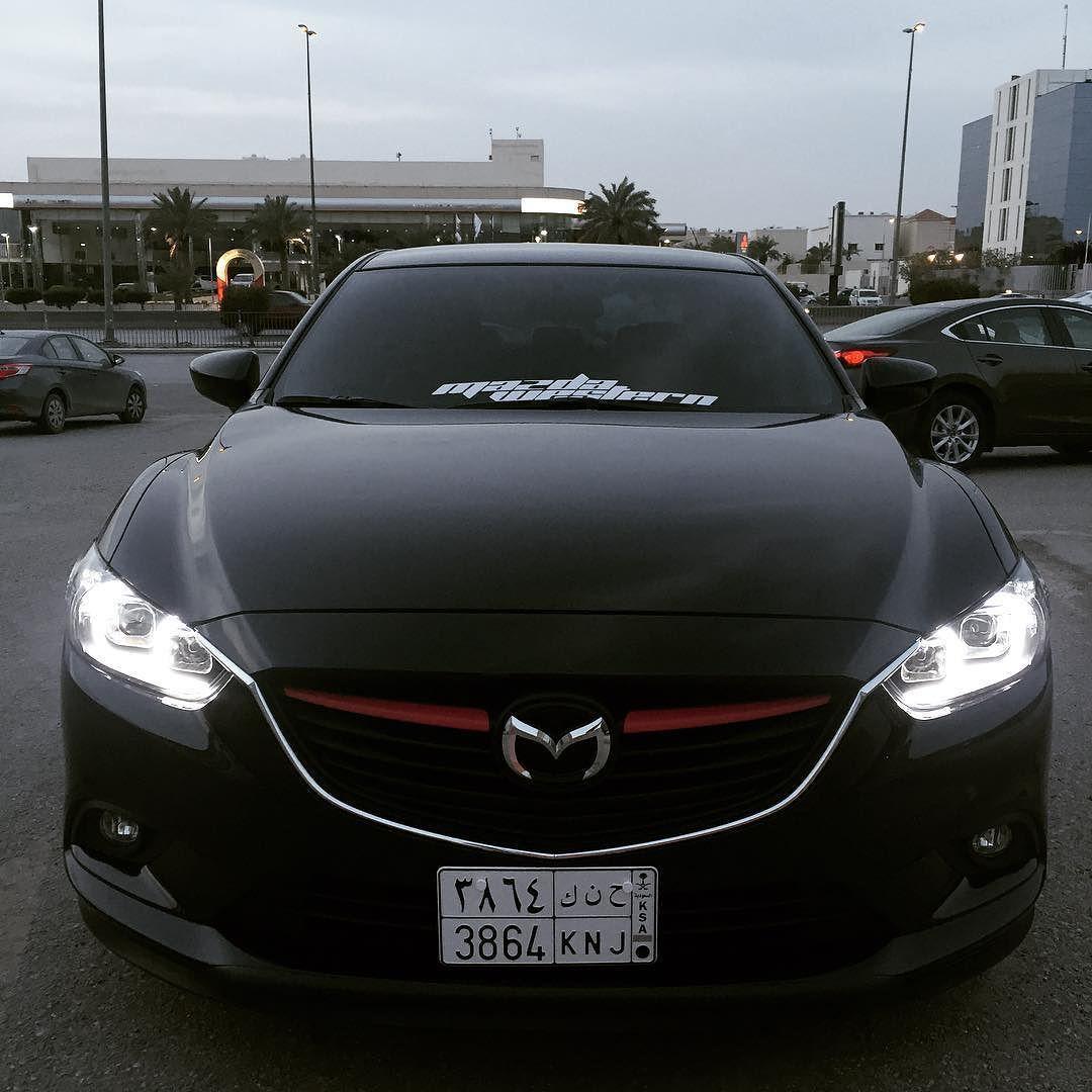 Mazda 6: Mazda 6 Builds