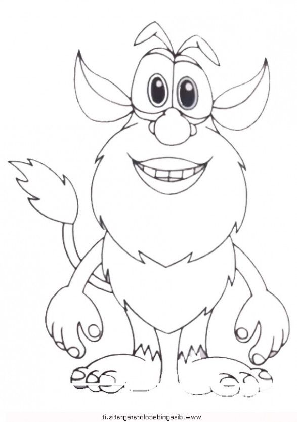 15 Facts About Booba Coloring Pages That Will Blow Your Mind Coloring Coloring Pages Art Drawings Simple Line Artwork