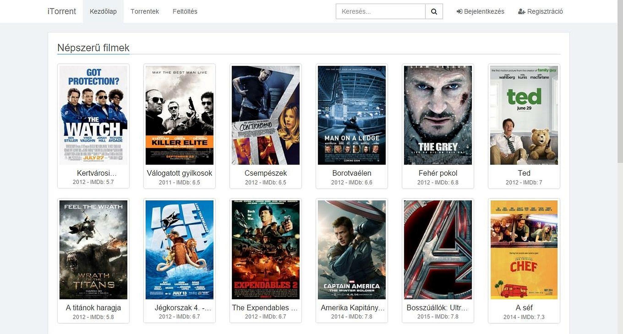 Torrent letöltés regisztráció nélkül, ingyen. iTorrent az első ...