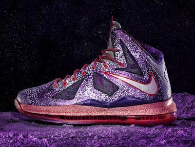 Galaxy | NIKE LEBRON - LeBron James
