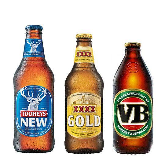 The calories in australia 39 s most popular beers popular for Calories in craft beer