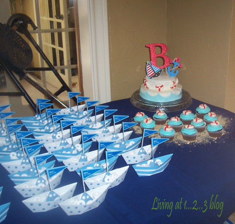 The cake and cupcakes were awesome. A friend made them and they tasted ...
